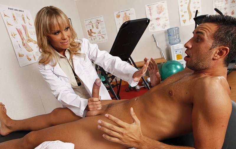 Female doctors and my cock black male