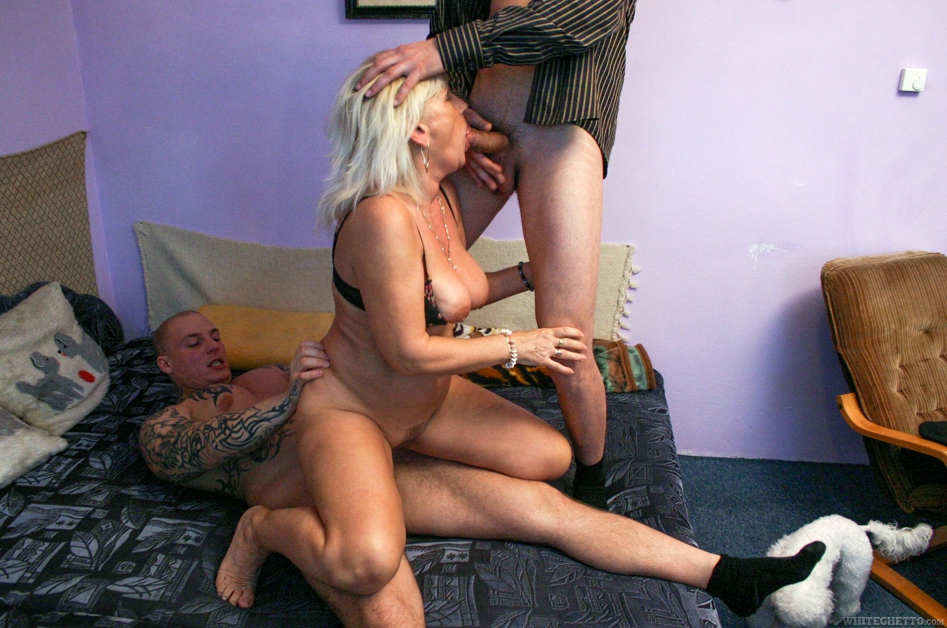 Sex anal old granny #1