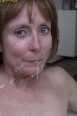 Amateur wife cum on clothes All above
