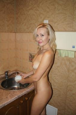 Cleared nude middle aged milf very pity