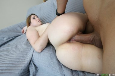 Tight pornstar ass filled with cock