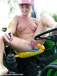 For naked farm wives