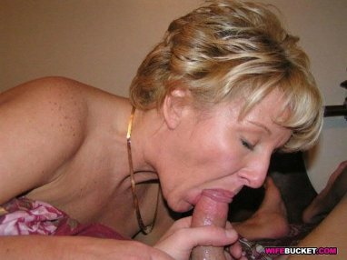Naked wife blowjob homemade amature