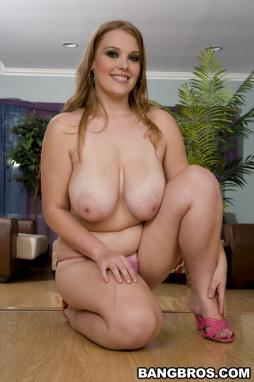 Chubby woman horny for BBC