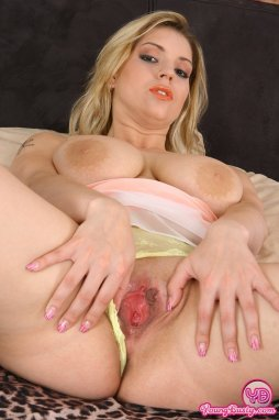 Pregnant milf in pantyhose
