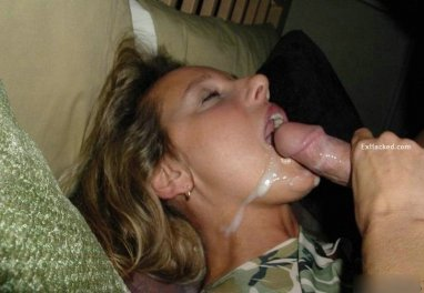 blowjob Self shot
