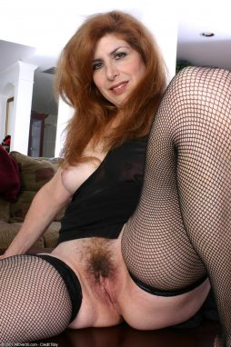 Mature redhead hairy photos free