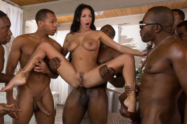 Gangbang galleries and free