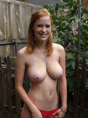 Excellent question big tit redhead are