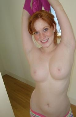Nude busty redhead angel pics authoritative message