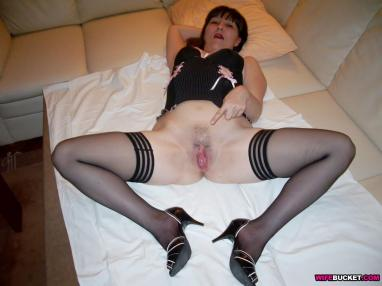 Big titted girl is pleasing man with nub and anal