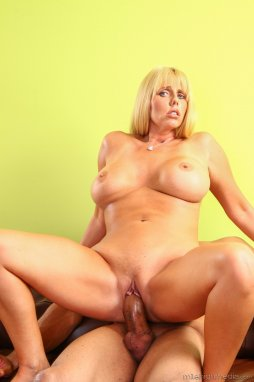 This blonde is able to break my cock.You have to fuck her with caution!