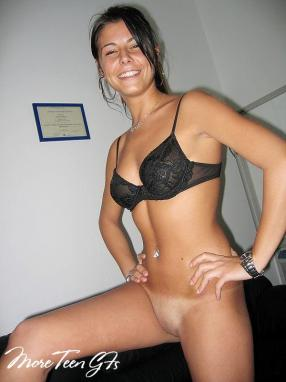 amateur girlfriend in panties