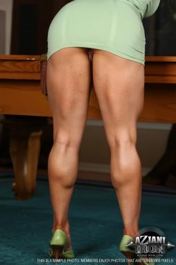 For that women muscular legs porn you has