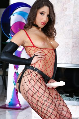 Francys Belle extreme anal fucking with monster cocks & baseball bat up the ass SZ1992