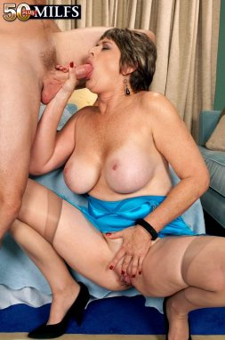 Private.com beautiful busty brunette fucks while being watched