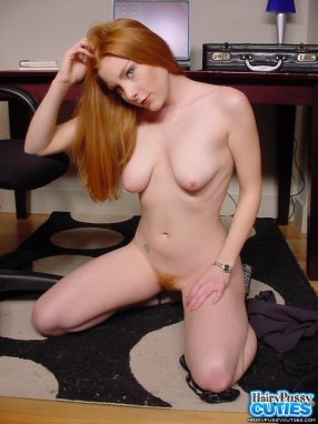 Remarkable, very hot naked fiery redhead pussy think