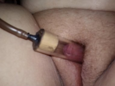 Bbig cock pussy small