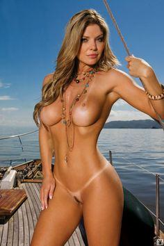 Nude hot babes on sailboats