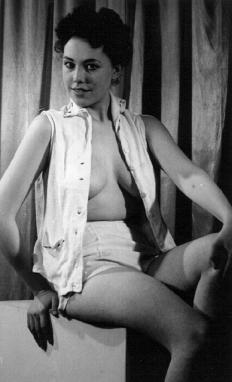 Vintage panty pictures