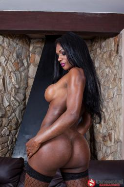 Xnxx. com/hairy naked black on black shemales